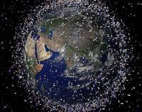 Aufruf zur Weltraumputzete