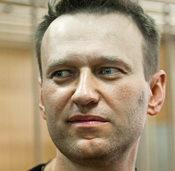 Hitler-Video soll oppositionellen Blogger Nawalny stoppen