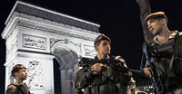 Frankreich-Wahl im Zeichen des Terrors