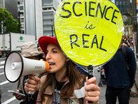 March for Science: Weltweite Demos für die Forschung