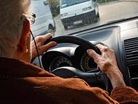 Deutlicher Anstieg bei Verkehrsunfällen mit Senioren