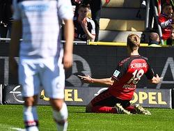 Liveticker zum Nachlesen : SC Freiburg gegen Leverkusen