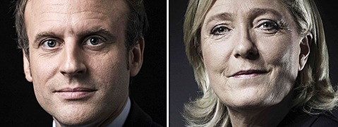 Frankreich-Wahl: Macron und Le Pen gehen in Stichwahl