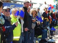 Pulse of Europe: 300 Menschen demonstrieren in Weil am Rhein