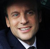 Nur das Macron-Lager jubelt