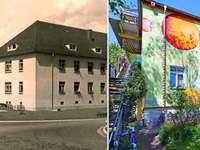 1938 wurde St.Georgen eingemeindet – wegen der Albert-Leo-Schlageter-Kaserne