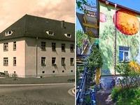1938 wurde St. Georgen zwangsweise eingemeindet
