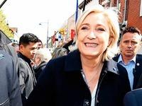 Le Pen holt im Elsaß die meisten Stimmen
