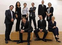 Das Ensemble Recherche spielt im Freiburger Ensemblehaus