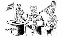 Zaubermeister und Zauberlehrling