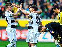 Gladbach und Frankfurt ermitteln ersten Pokalfinalisten