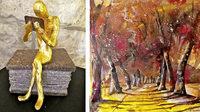 Frauenpower mit vier Künstlerinnen aus drei Ländern in Buggingen