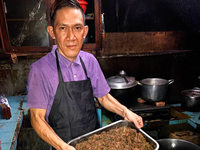 In Teilen Indonesiens kommen Hunde auf die Speisekarte