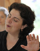 Tamar Buadze und Irakli Arveladze präsentieren georgische Vokalmusik in Freiburg