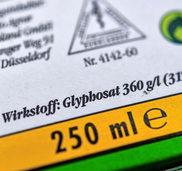 """""""Glyphosat ist ein tückischer Wirkstoff"""""""