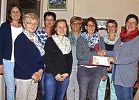 Landfrauen unterstützen Tafelladen