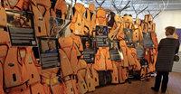 Galerie Stapflehus in Weil zeigt Arbeiten zu den Themen Flucht und Menschlichkeit