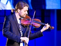 Fotos: Konzert von Stargeiger David Garrett in Freiburg