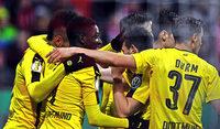Dortmunder Coup im Cup