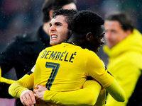 Dortmund besiegt Bayern im DFB-Pokal mit 3:2