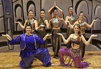 Tanzgruppe Iris Jäger führt Aladin-Musical zugunsten des Lothar-Späth-Förderpreises in Wehr auf