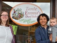 Junges Paar eröffnet Dorfladen in Menzenschwand