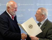 Günter Michel im Ruhestand