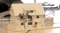 Hausbau für Flüchtlinge