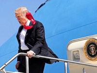 100 Tage im Amt: Ernüchternde Bilanz für Trump
