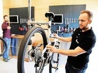 E-Bike-Werkstatt von Ekone