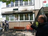 Brandanschlag auf Friedlinger Ditib-Moschee