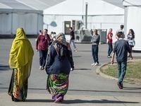 Flüchtlingsfrauen leiden unter den Wohnverhältnissen