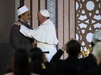Papst nimmt Kairo in die Pflicht: Lob und Kritik