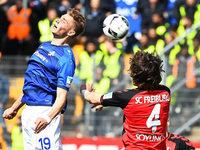 Nächste Auswärtsklatsche: SC Freiburg verliert 0:3 in Darmstadt
