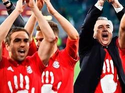 Bayern München ist Deutscher Meister - zum 27. Mal