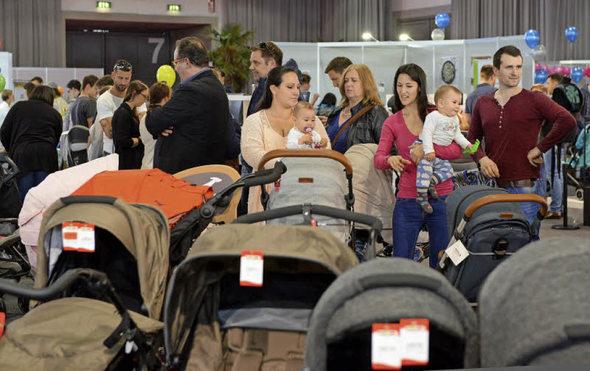 freiburg wochenendveranstaltung messe baby kind bot jungen eltern viel auswahl badische. Black Bedroom Furniture Sets. Home Design Ideas