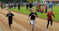 Saisonstart der Leichtathletikschüler in Ettenheim