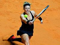 Laura Siegemund gewinnt beim Finale in Stuttgart