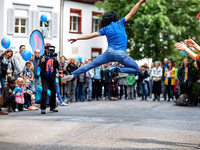 Zum ersten Mal eine Parade: Tanzfest Basel 2017