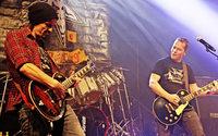 Rockwell gibt Konzert im Amboss/Klondike Inn in Todtmoos-Au