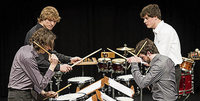 Black Forest Percussion Group in Freiburg