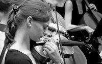 Freiburger Studentenorchester in der Universität
