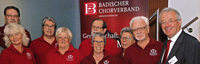 Chorprämie für Chorvereinigung Hochdorf
