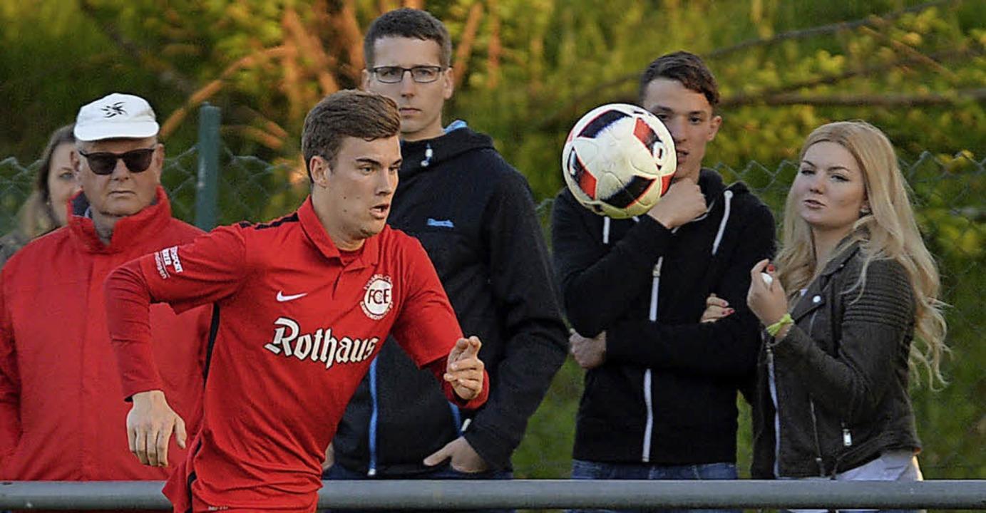 Den Aufstieg im Blick hat der FC Emmendingen.    | Foto: Patrick Seeger