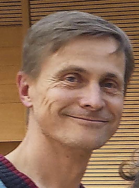 Burkhard Siegfried-Wellige ist neuer Kassenwart des Verein.   | Foto: Privat