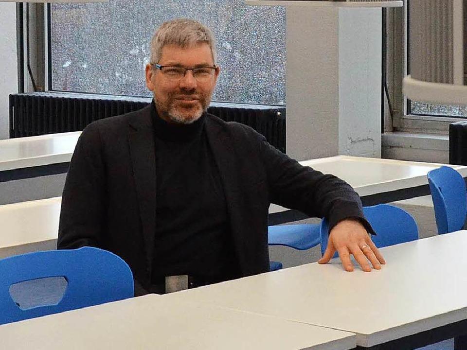 Frank Schührer  | Foto: Ingrid Böhm-Jacob