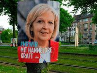 """Hannelore Kraft betont das """"Wir"""" im Wahlkampf"""