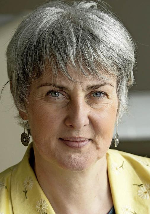Ursula Immenschuh   | Foto: Schneider