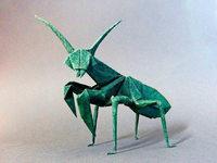 Origami macht Forschern Lust aufs Zusammenfalten