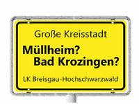 Müllheim und Bad Krozingen wollen Große Kreisstädte werden